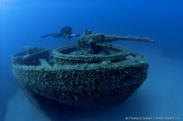 Meraviglie del Mare – Relitto di Punta Papa