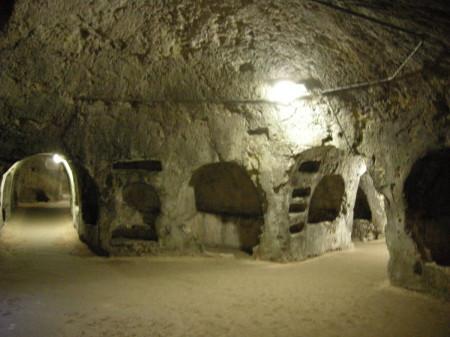 Meraviglie del Mare – Le catacombe di Pianosa