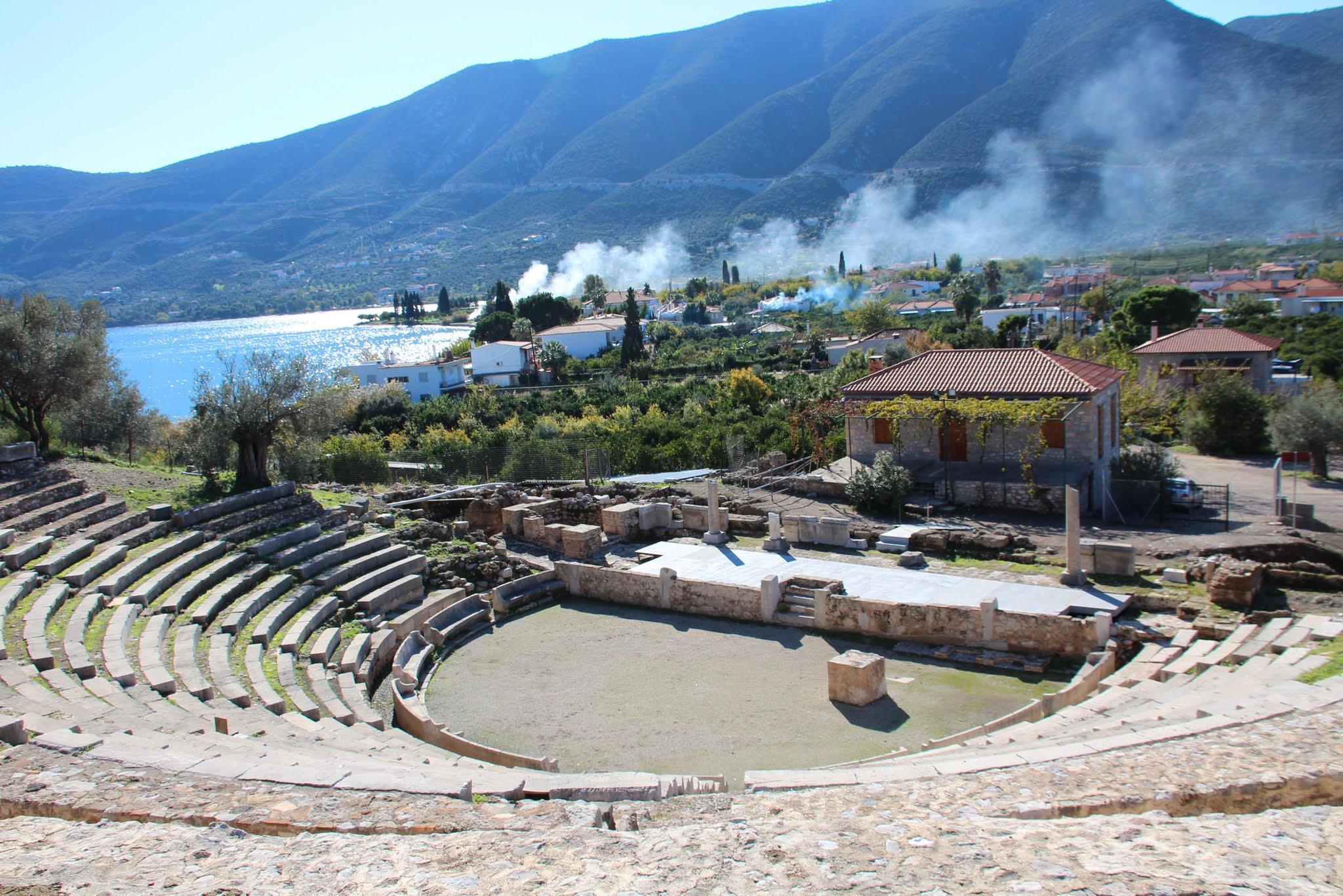 Meraviglie del Mare – Teatro antico di Epidauro