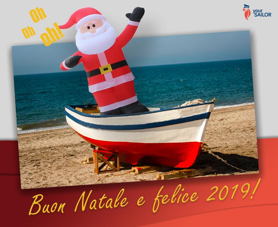 YourSailor Natale 2018